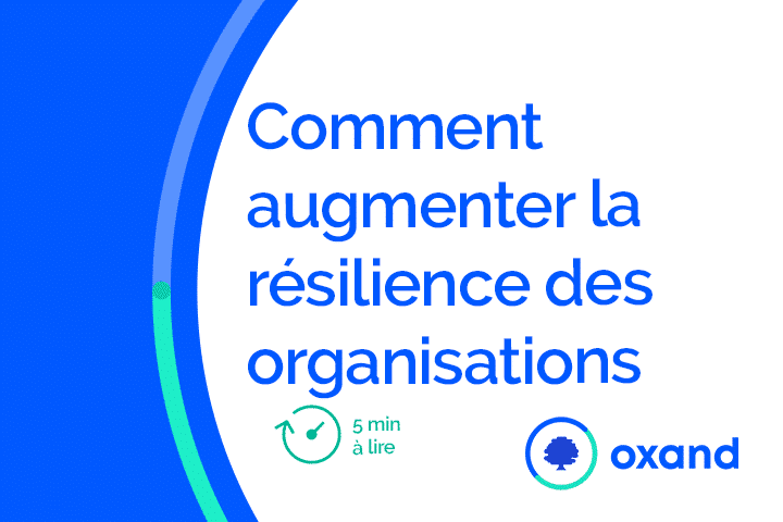 résilience organisations